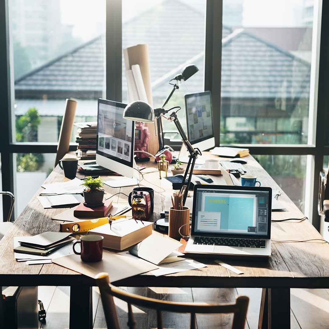 How to be efficient working from home?