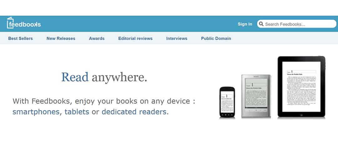 feedbooks.com