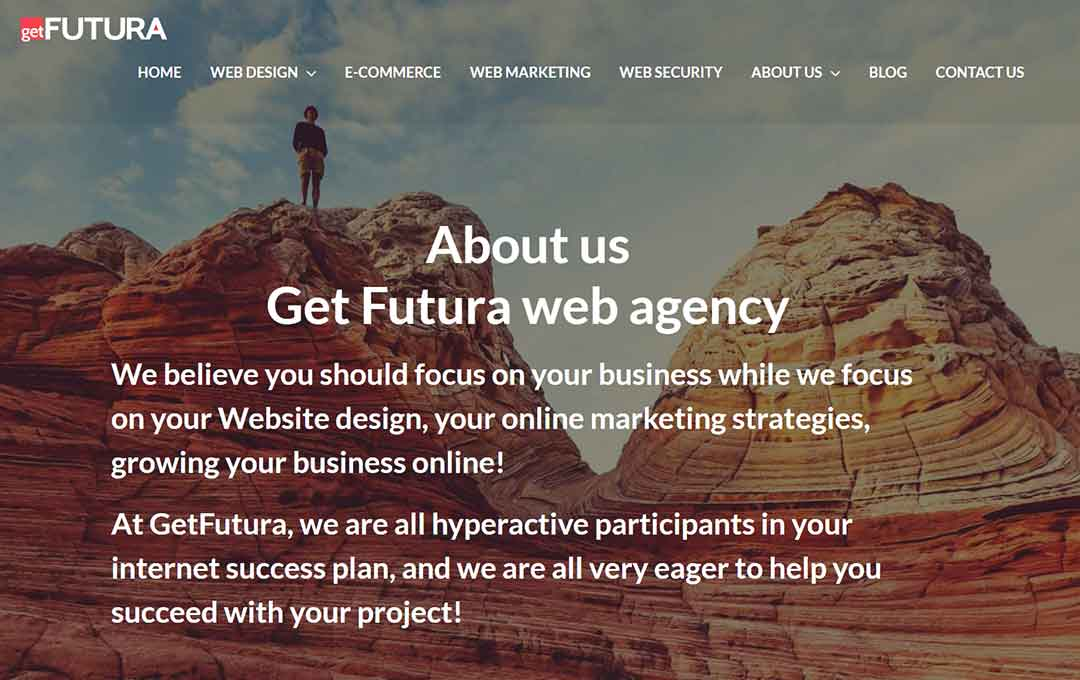How-Can-I-Start-My-Website-Planning-in-20-Minutes | GetFutura About Page