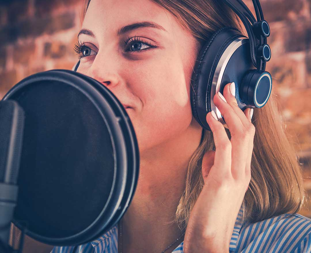 Get Professional Voice Overs