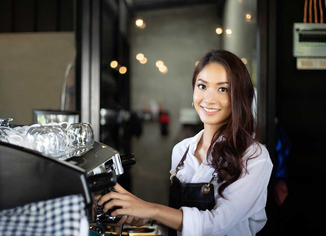 Coffee Shop Marketing in Cambodia