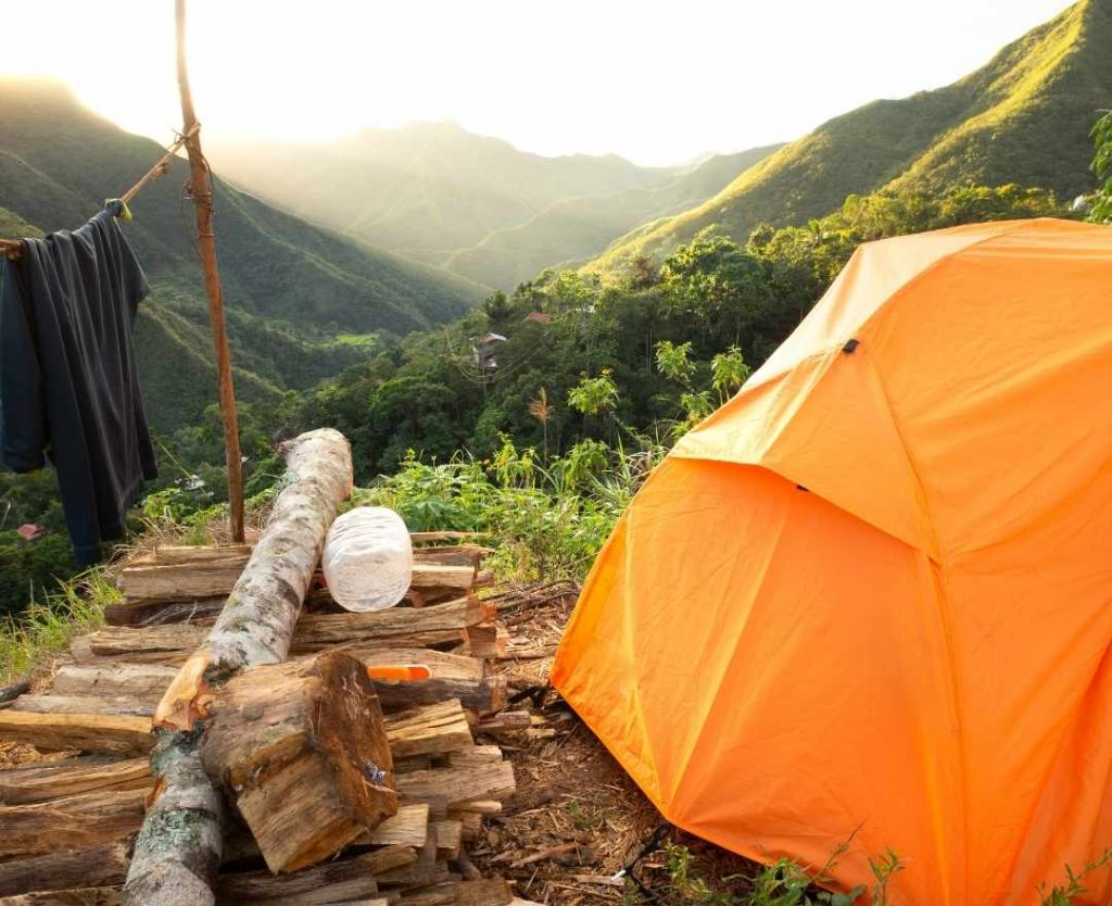 Tented Camp - The Current and Most Famous Hobbies in Cambodia