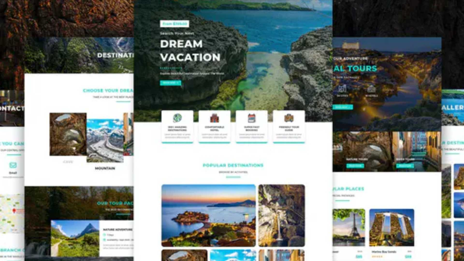Travel and Accommodation Web creations! Why do you require to revamp your website You Want to Create a Better User Experience!
