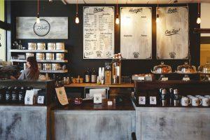 Café Web designs by GetFutura. Coffee Shop and Café Web creations
