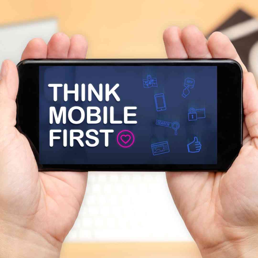 Mobile First design from GetFutura.com. The Rise of Mobile-First Web Design: What Is It and Why Do You Need It?