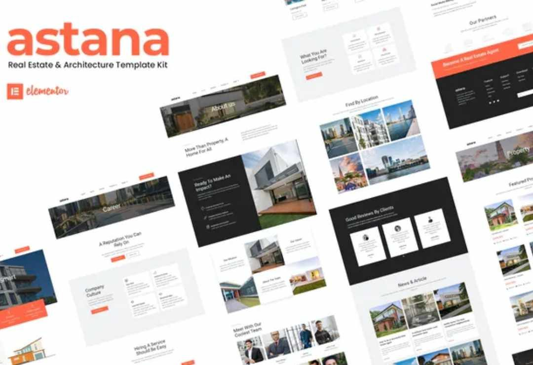 Astana - Real Estate