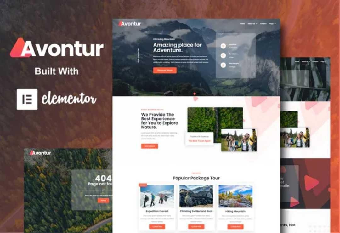 Avontur - Modern Tour & Travel