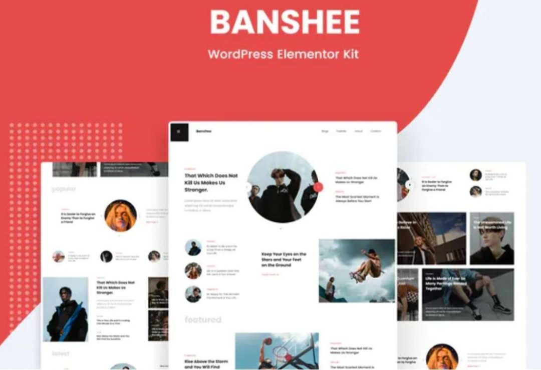 Banshee - News & Magazine