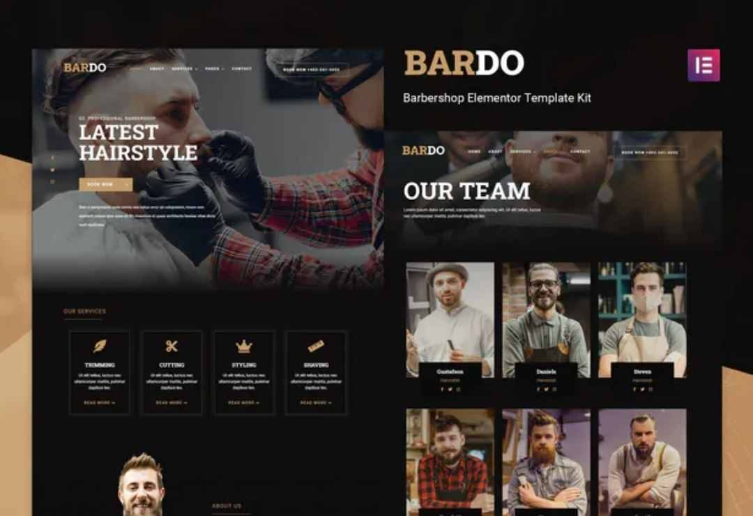 Bardo - Gentleman Barbershop