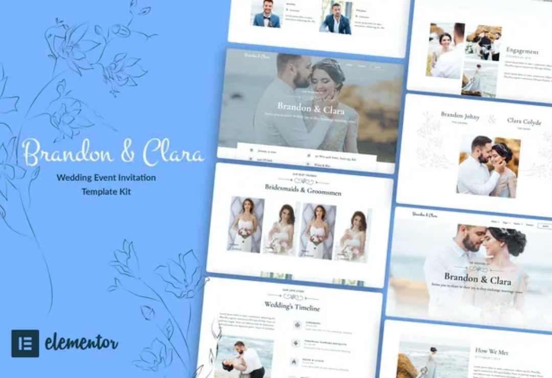Brandon & Clara - Wedding Event