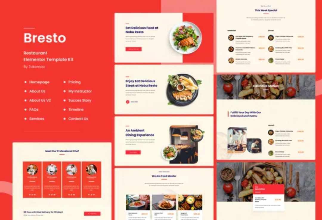 Bresto Restaurant