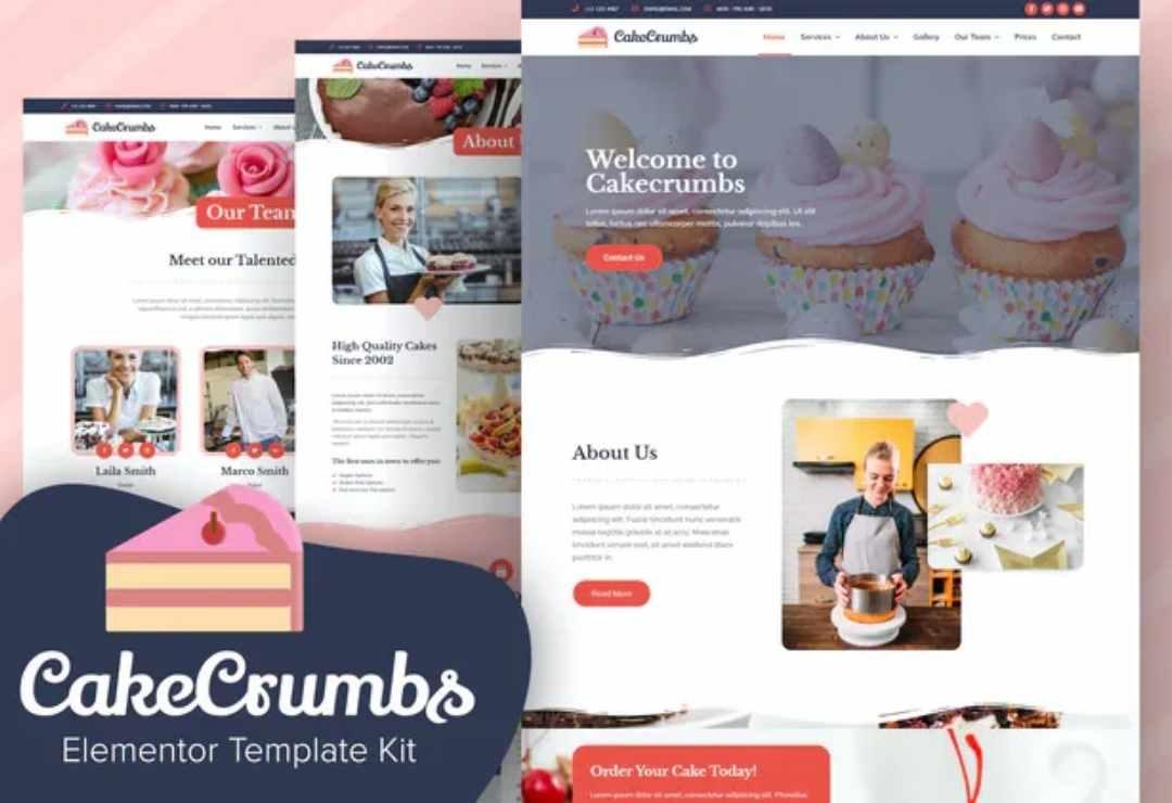 Cakecrumbs - Bakery