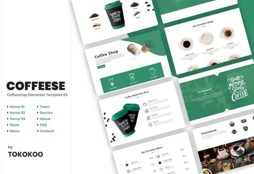 Coffesse Coffee Shop