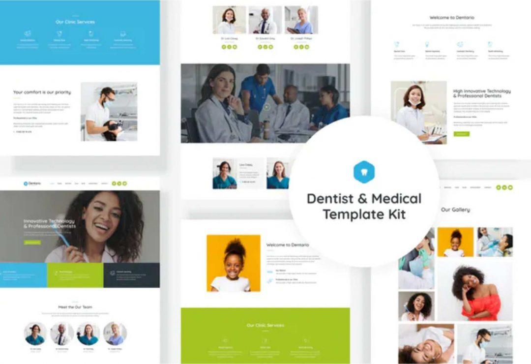 Dentario - Dentist & Medical