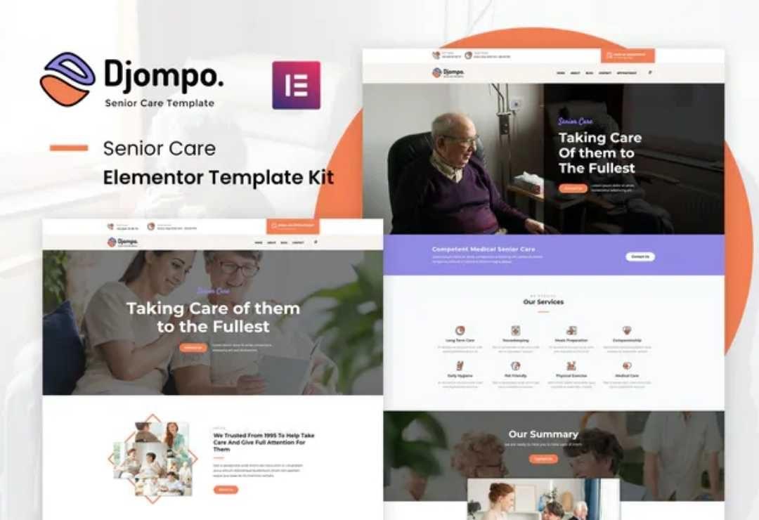 Djompo Kit - Senior Care