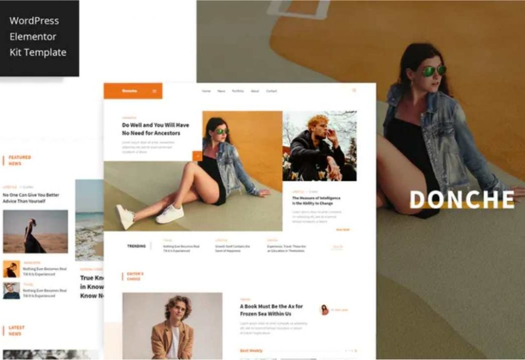 Donche - News & Magazine