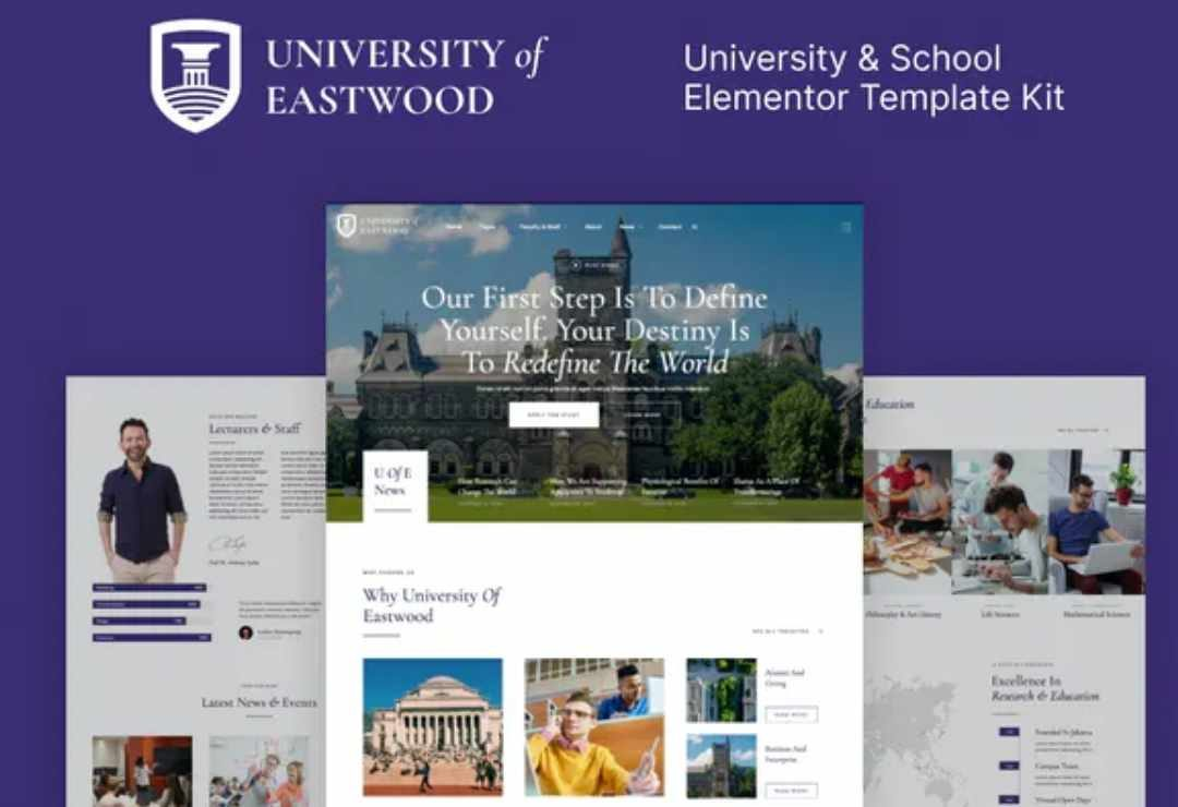 Eastwood – University & School