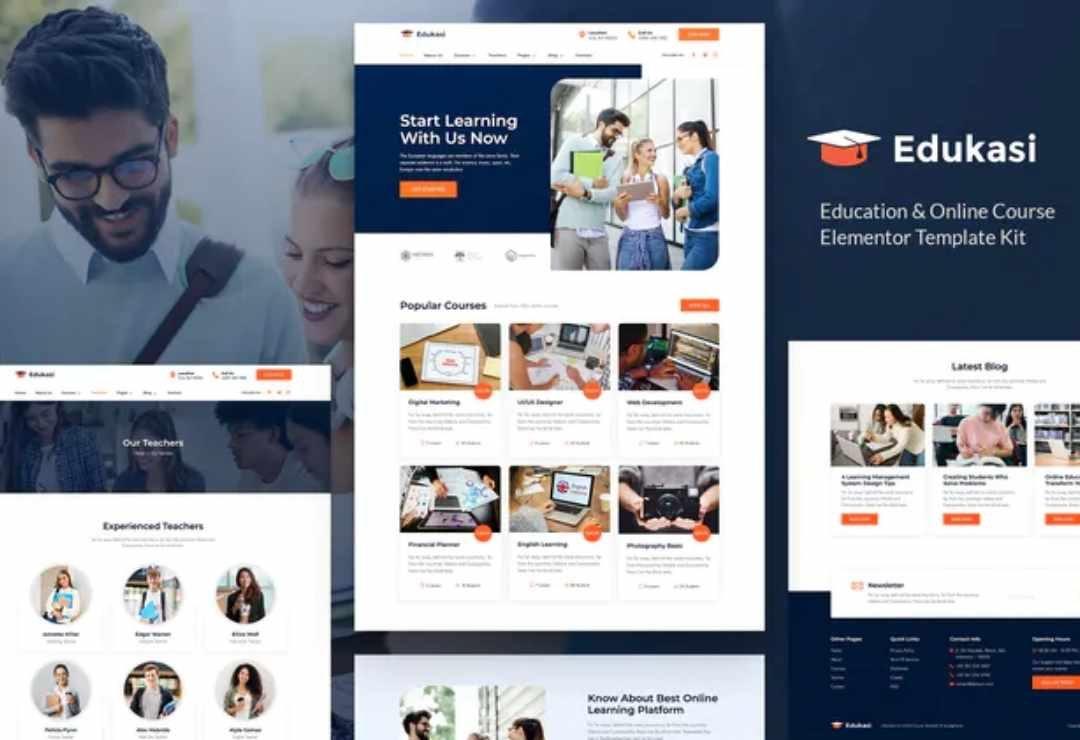 Edukasi – Education & Online Course