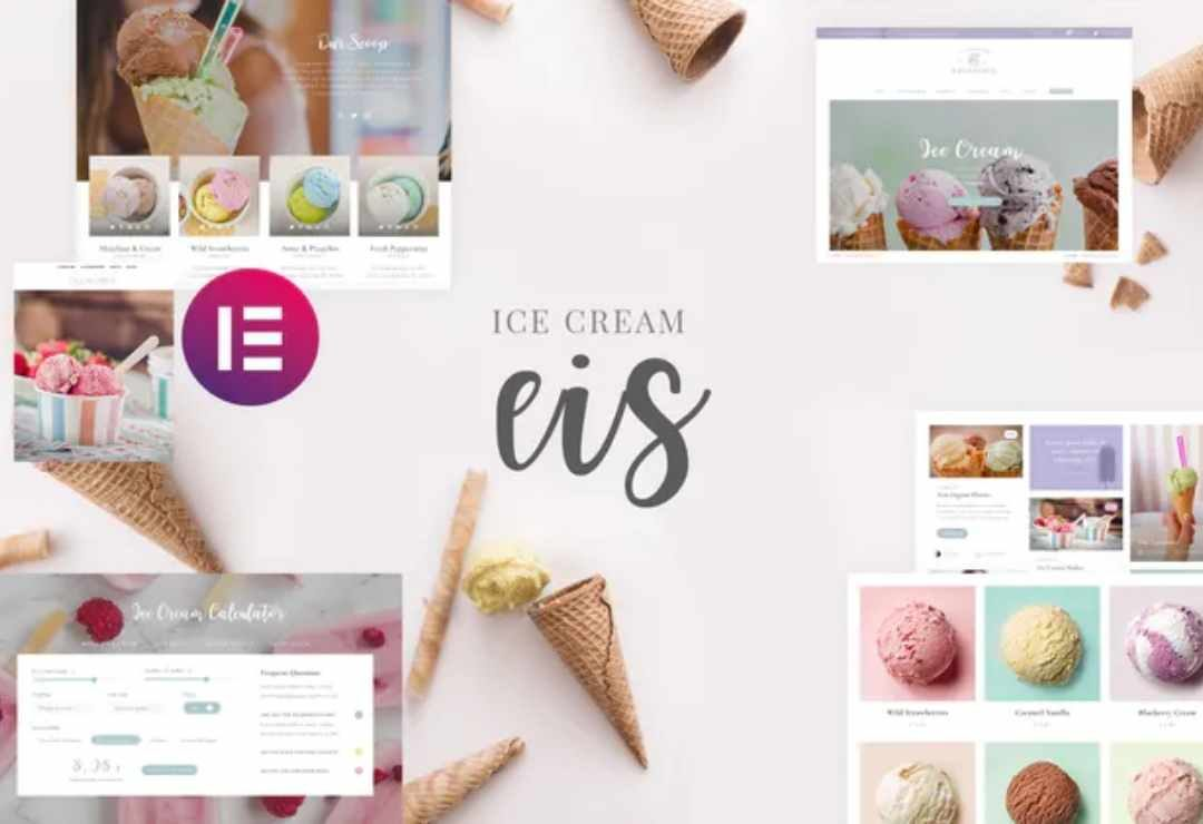 Eis - Ice Cream Shop
