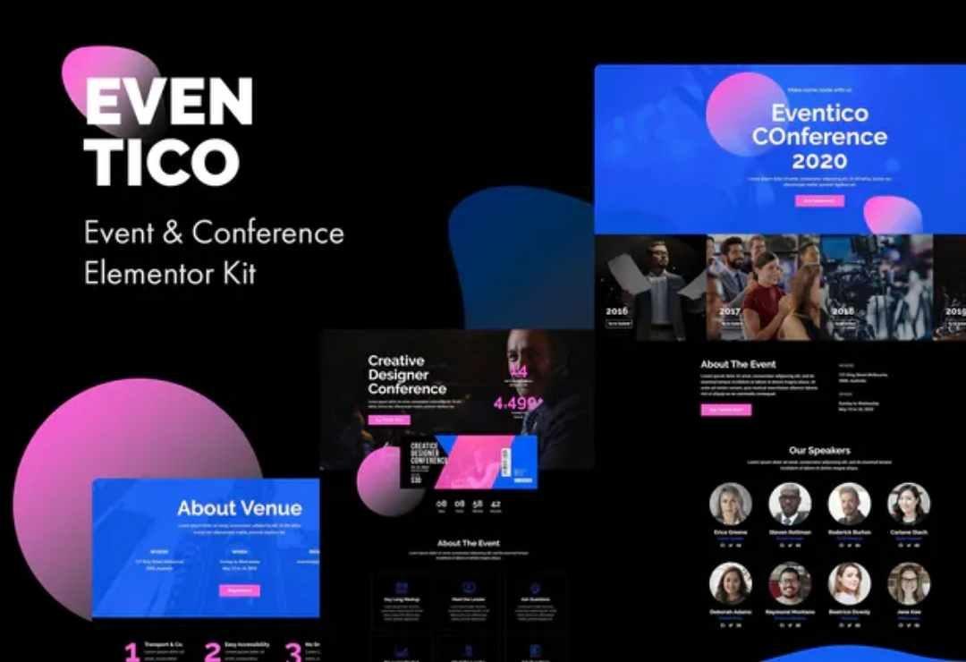 Eventico Event Conference