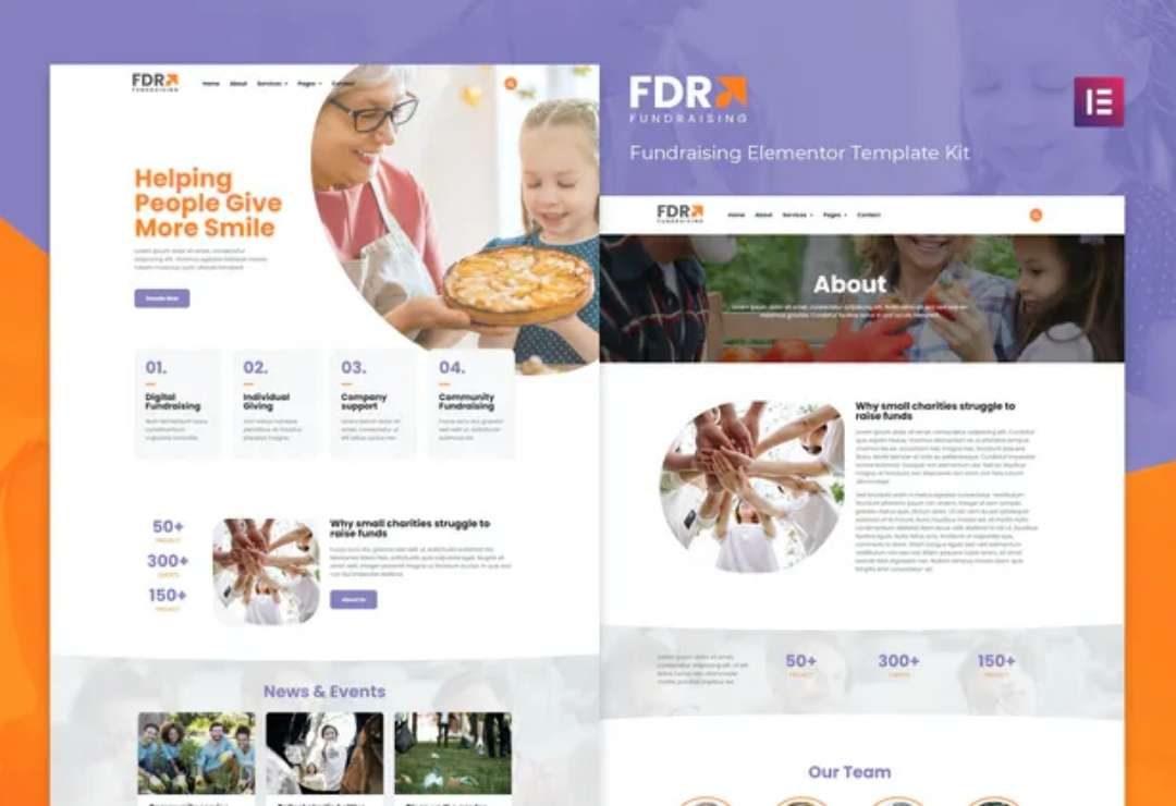 FDR - Fundraising