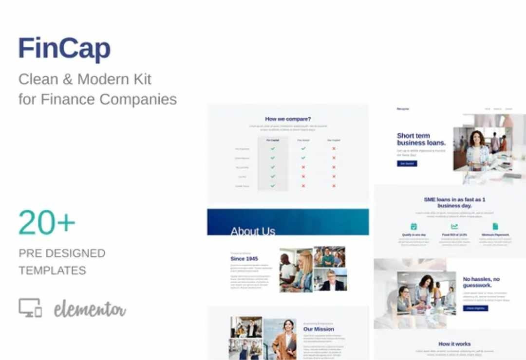 FinCap - Finance