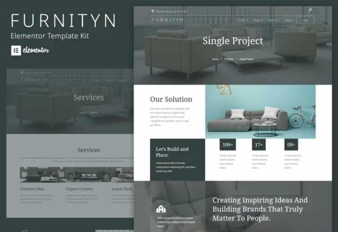 Furnityn - Interior Design