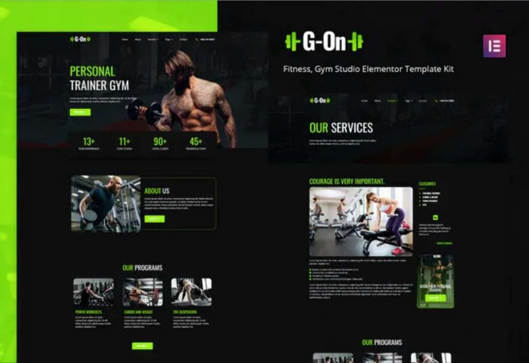 G-on - Fitness & Gym