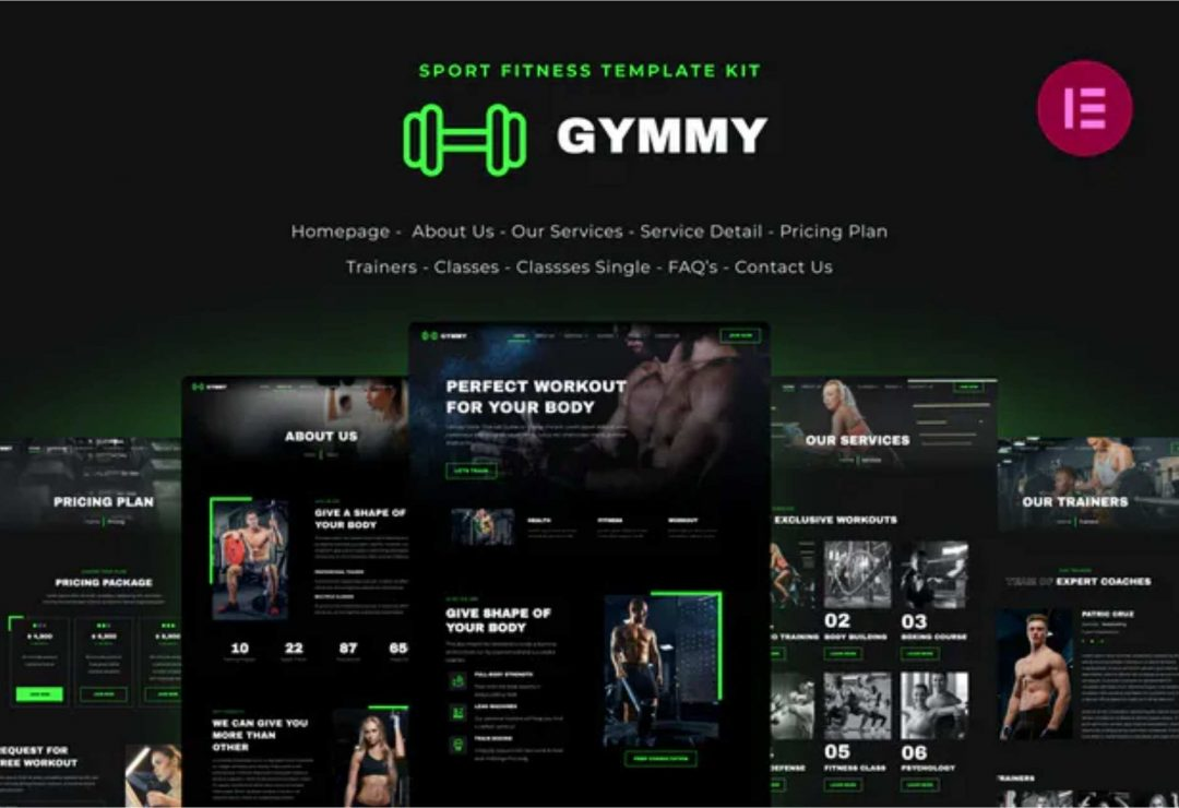 Gymmy Sport & Fitness