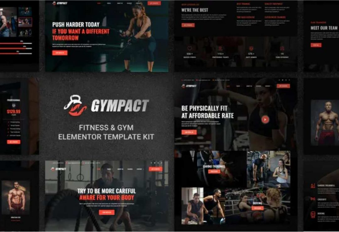 Gympact - Fitness & Gym