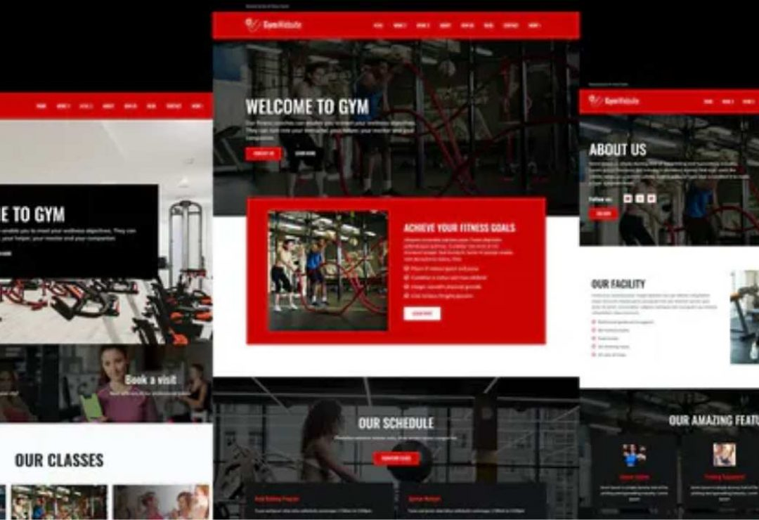 Gymsite - Gym & Fitness
