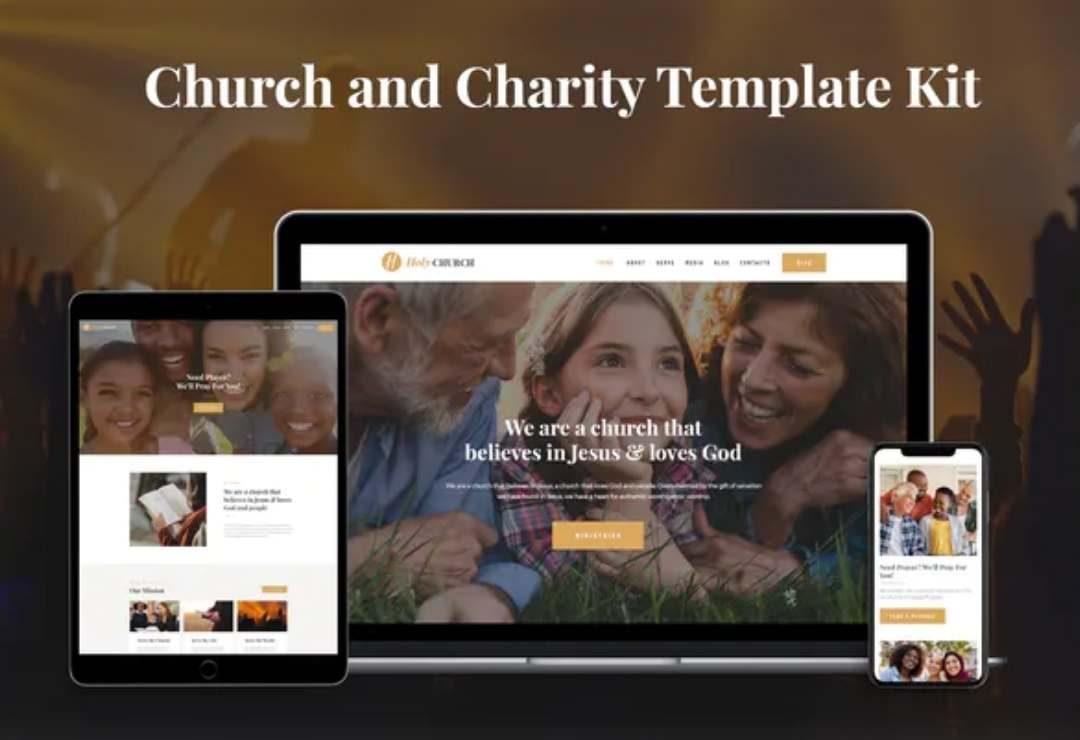 Holy - Church & Charity