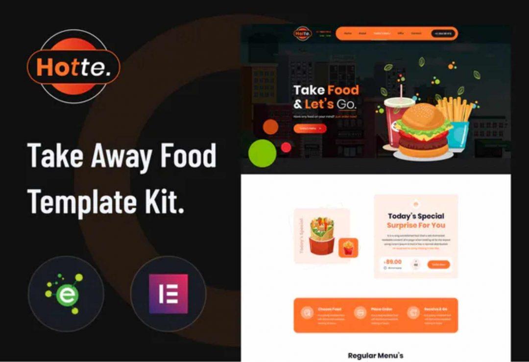 Hotte - Take Away Food