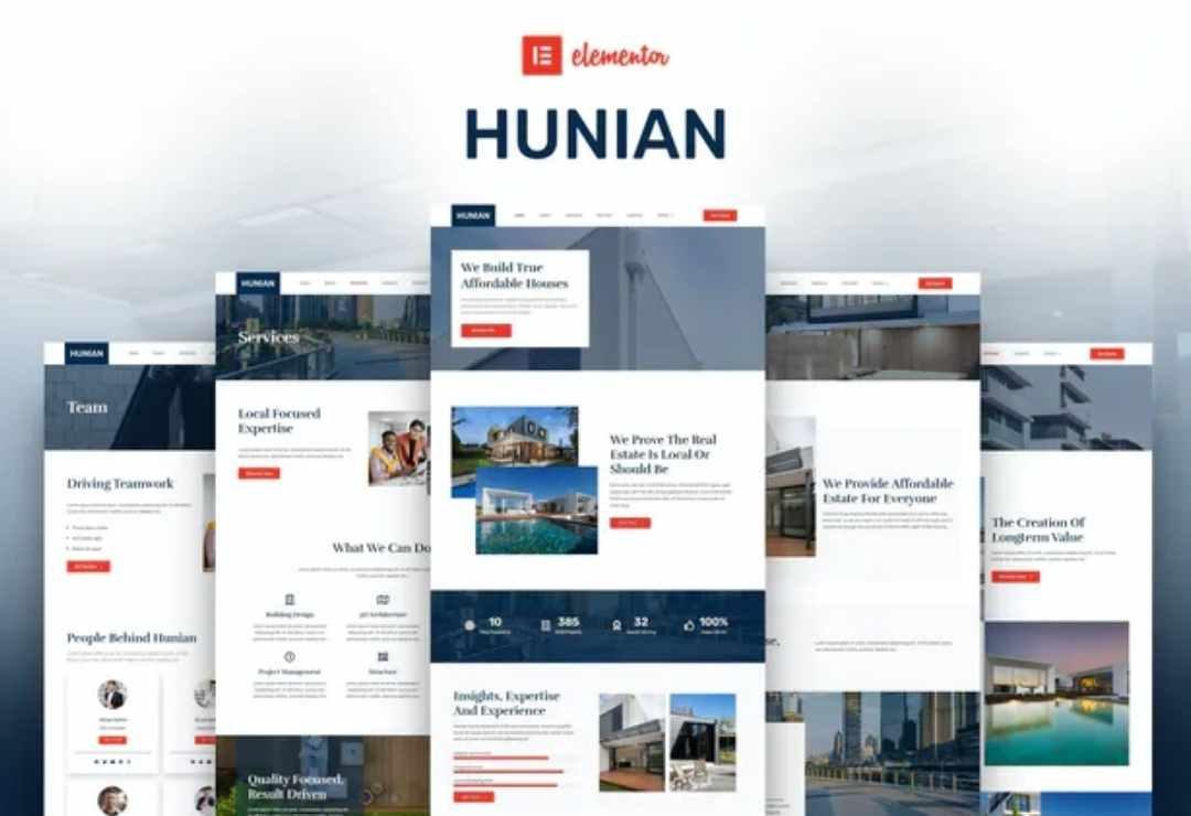 Hunian - Real Estate