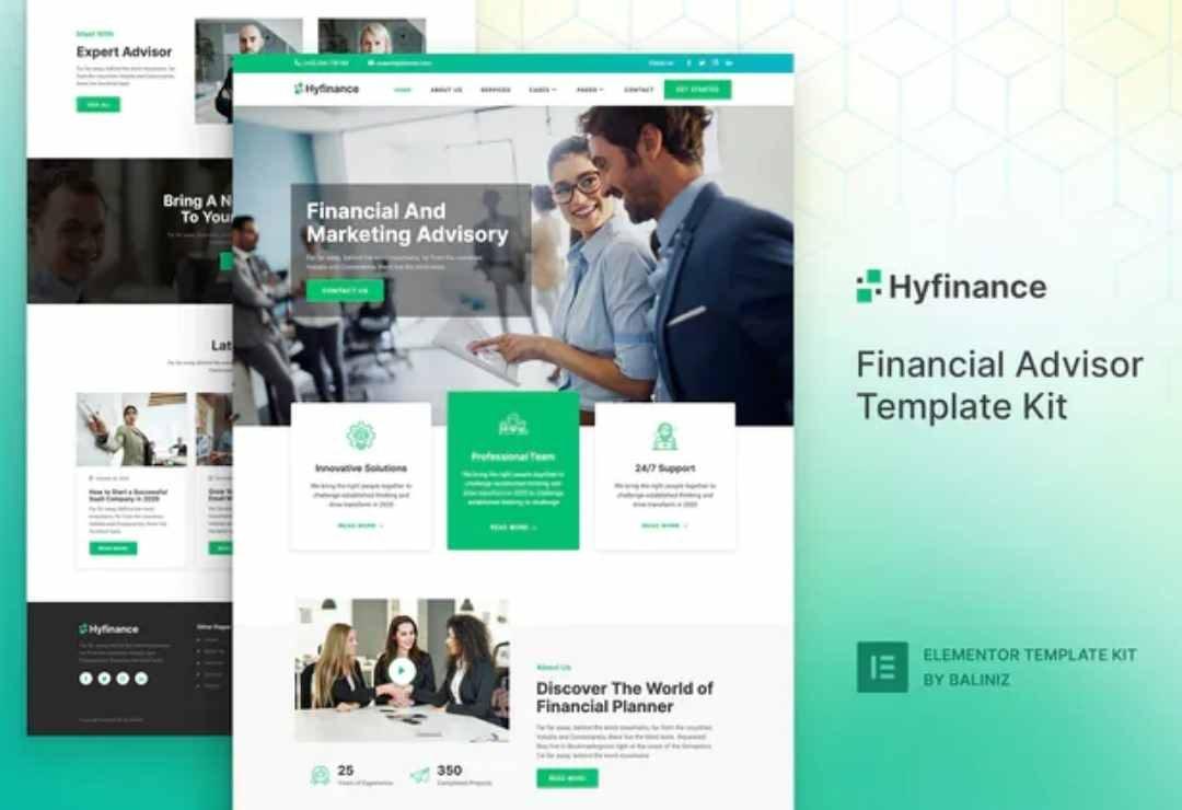 Hyfinance - Financial Advisor