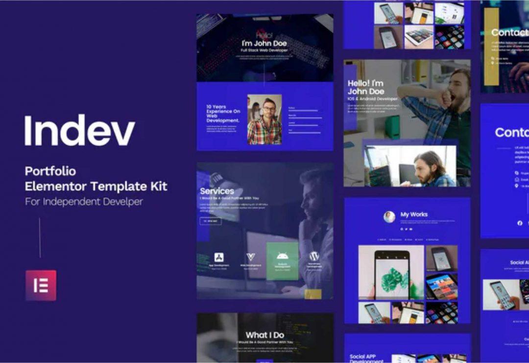 Indev - Portfolio