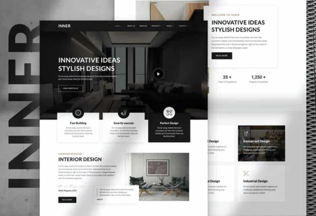 Inner – Interior Design & Architecture