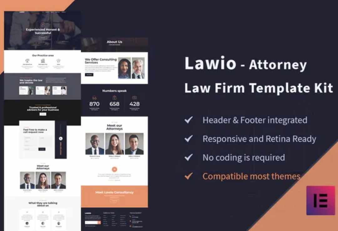 Lawio - Attorney Law Firm