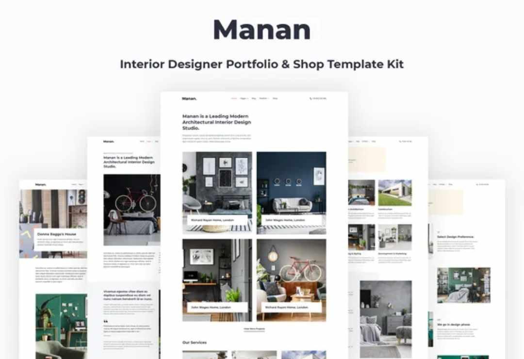 Manan - Interior Designer