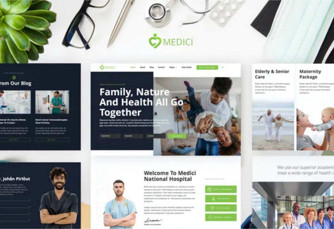 Medici - Hospital & Health Services