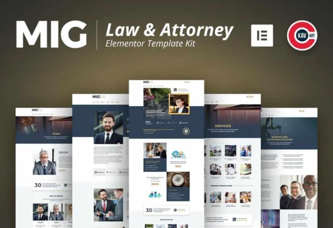 Mig - Law & Attorney T