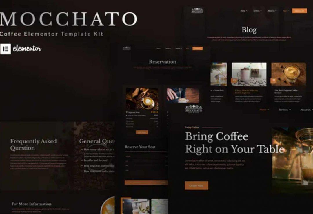 Mocchato - Coffee Shop