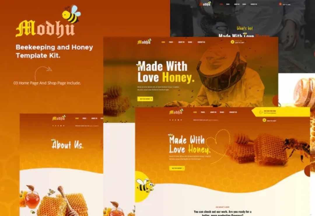 Modhu - Beekeeping & Honey