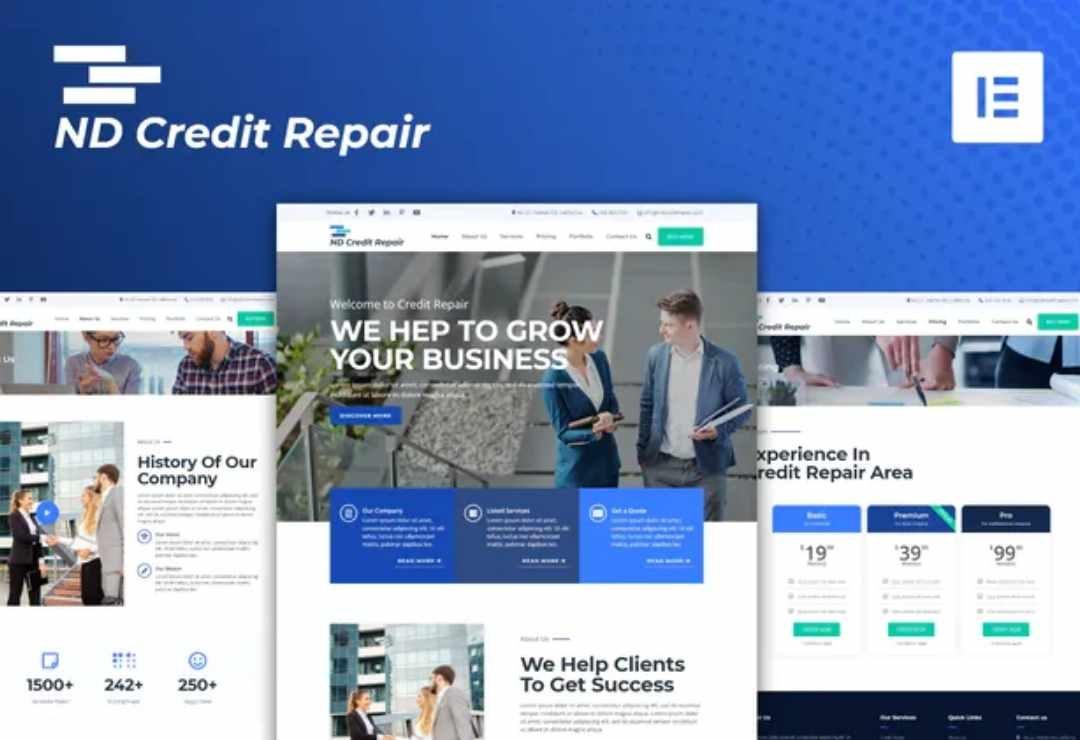 ND Credit Repair - Finance Company