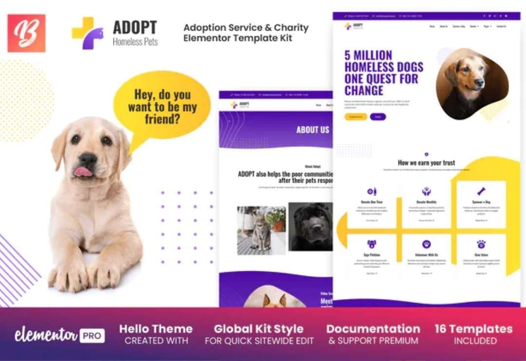 Nonprofit Organization Web designs 4
