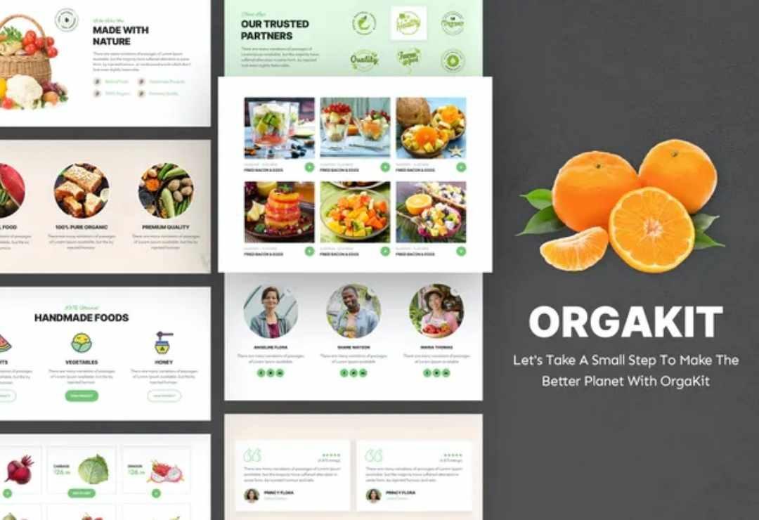 OrgaKit - Organic Farm