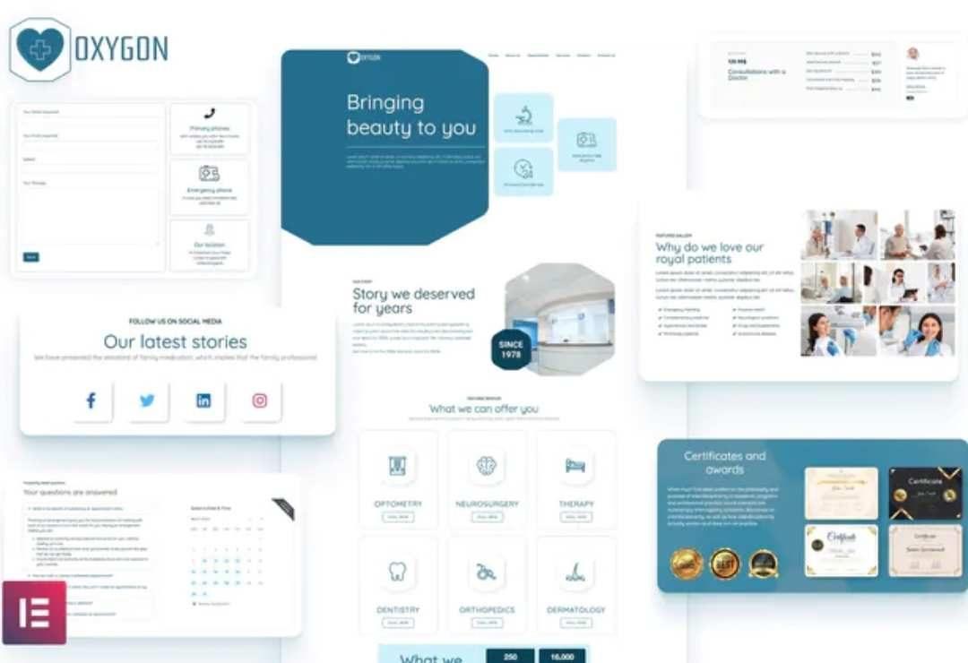 Oxygon - Healthcare Medical Clinic
