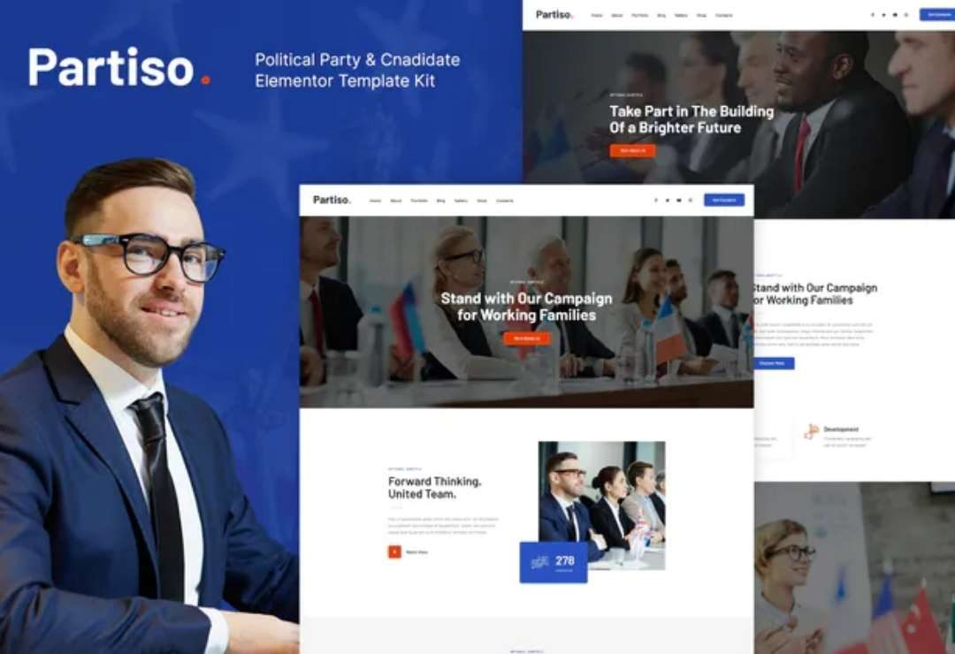 Partiso Political Party & Candidate