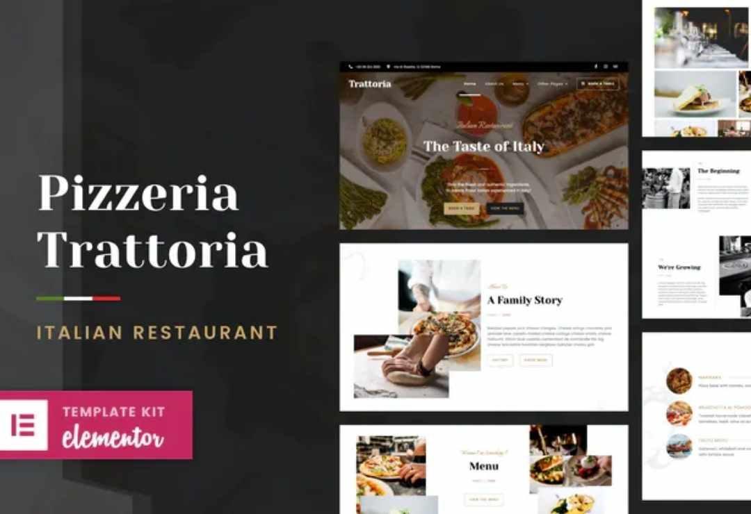 Pizzeria Trattoria - Italian Restaurant