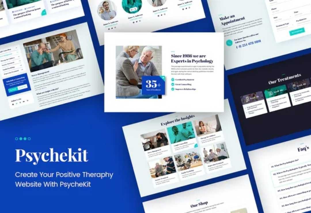 PsycheKit - Psychologist & Hypnotherapy